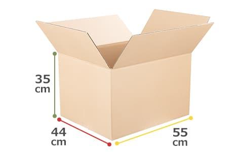 箱大(55cm×44cm×35cm)